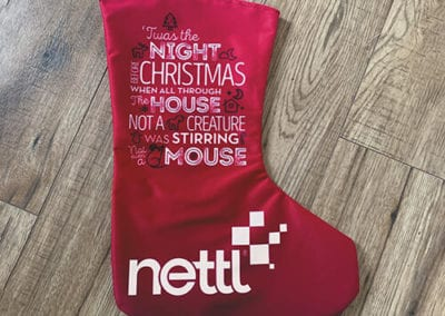 Print Christmas Stockings