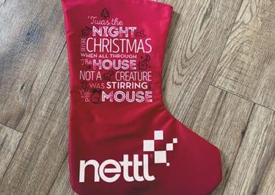 Print Christmas Stockings